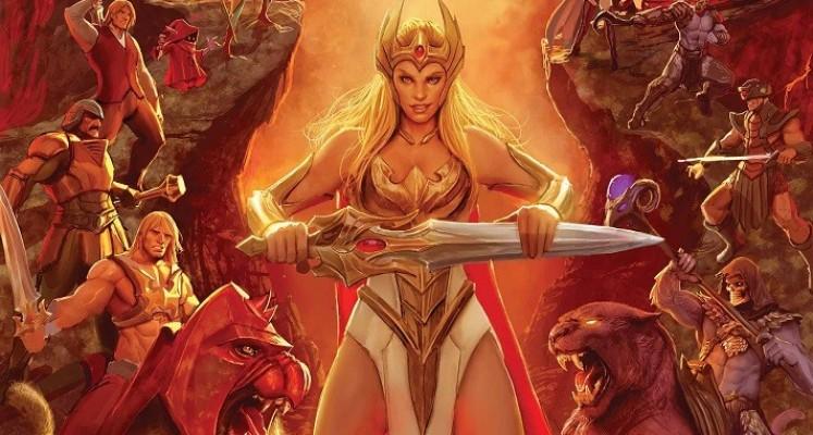 She-Ra - mamy pierwszy plakat nowego serialu animowanego Netflixa