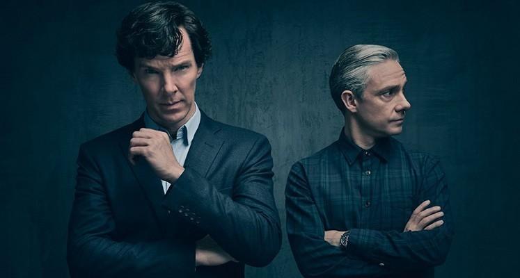 Sherlock na Blu-ray za 34 zł - drugi i trzeci sezon