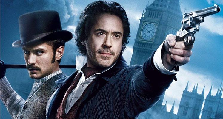 """Gwiazda serialu """"Peaky Blinders"""" powróci w trzecim filmie o Sherlocku Holmesie?"""