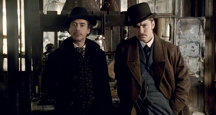 """Film """"Sherlock Holmes 3"""" ma już reżysera"""