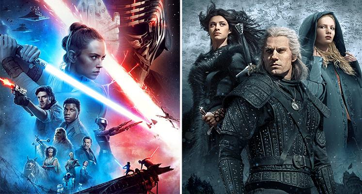 """Filmowe premiery tygodnia 16.12-22.12: """"Skywalker. Odrodzenie"""", """"Wiedźmin"""" i inne"""