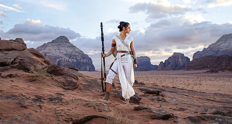 """""""Skywalker. Odrodzenie"""" na Blu-ray i DVD – przegląd ofert i specyfikacja"""