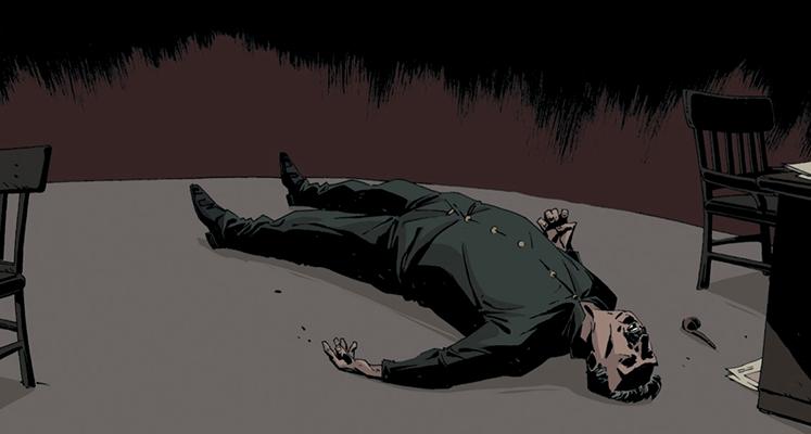 Śmierć Stalina - recenzja komiksu