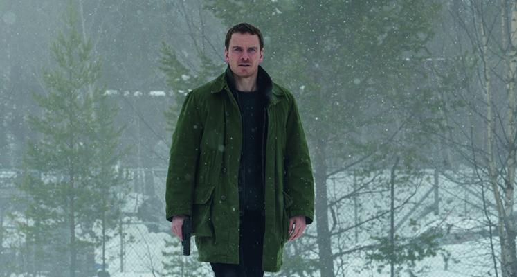 Pierwszy śnieg również w steelbooku na Blu-ray