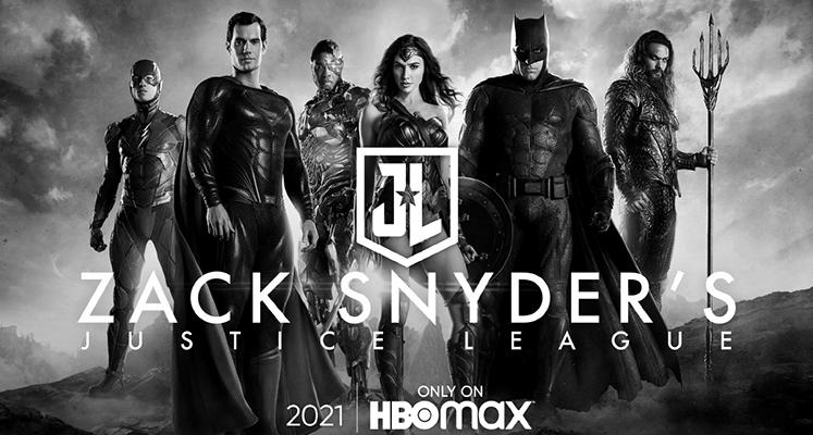 """""""Liga Sprawiedliwości"""" Snydera zadebiutuje w Polsce na HBO GO!"""