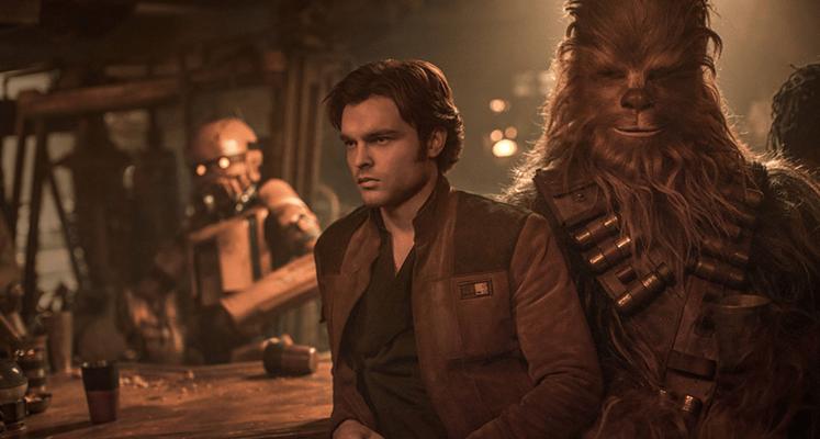 Han Solo: Gwiezdne wojny - historie - recenzja filmu i wydania Blu-ray [2D+3D, opakowanie Elite]