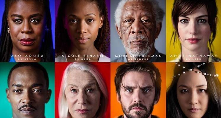 "Morgan Freeman, Anne Hathaway w serialowej antologii ""Solos"" od Prime Video"