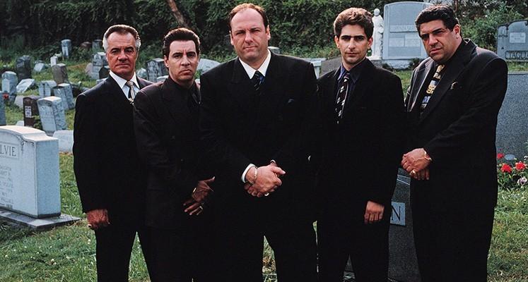 The Sopranos Collection za £48