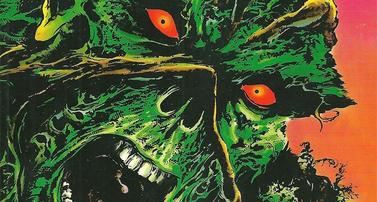 Saga o Potworze z Bagien tom 3 - recenzja komiksu