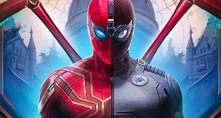 """""""Spider-Man: Daleko od domu"""" w kolekcjonerce i steelbooku 4K UHD ponownie dostępny"""