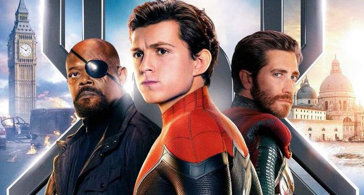 Spider-Man, MJ, Mysterio i Nick Fury na nowych plakatach
