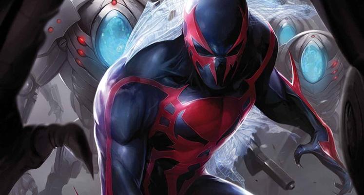 Spider-Man 2099 tom 1: Nie z tego czasu - prezentacja komiksu