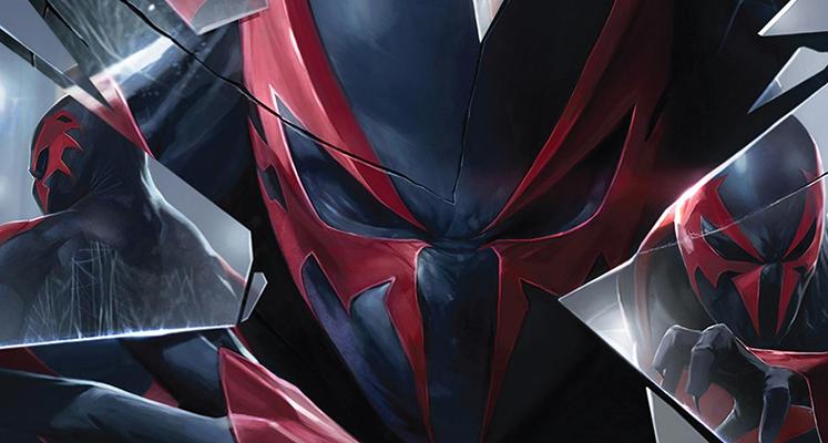 Spider-Man 2099: Nie z tego czasu - recenzja komiksu