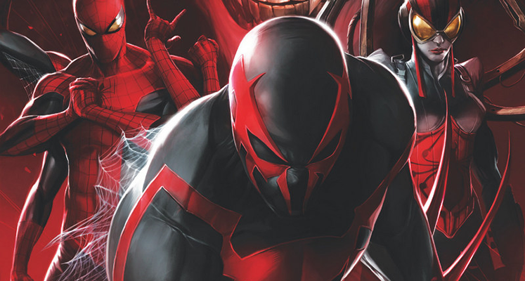 Spider-Man 2099 tom 2: Spiderversum - prezentacja komiksu