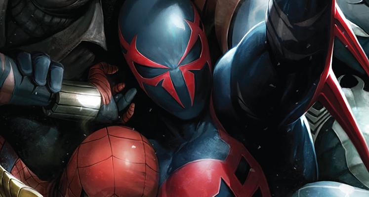 Spider-Man 2099 tom 2: Spiderversum - recenzja komiksu