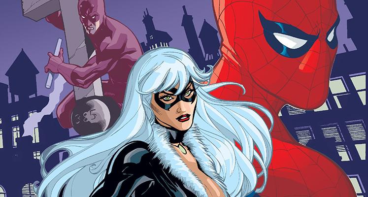 Spider-Man i Czarna Kotka: Zło, które ludzie czynią - prezentacja komiksu