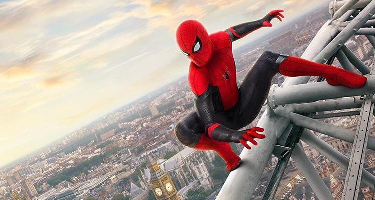 """Pozdrowienia z Europy – nowe plakaty filmu """"Spider-Man: Daleko od domu"""""""
