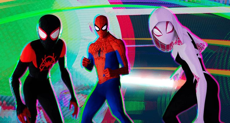 Spider-Man Uniwersum z polską wersją w angielskim i włoskim wydaniu 4K UHD