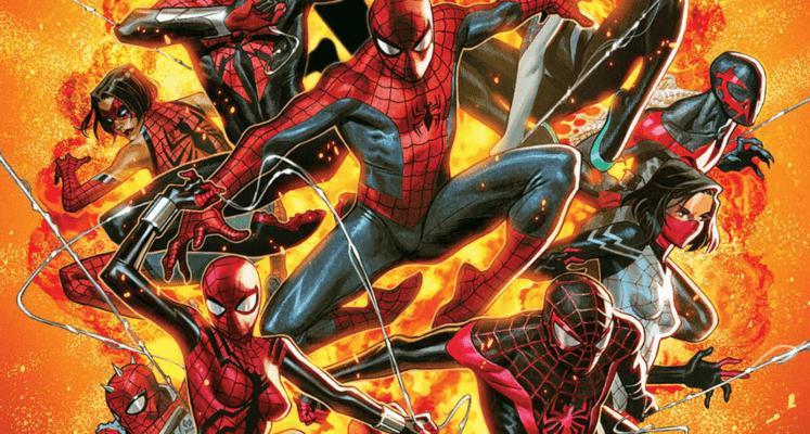 Spider-Geddon - zapowiedź pajęczego eventu od Marvela