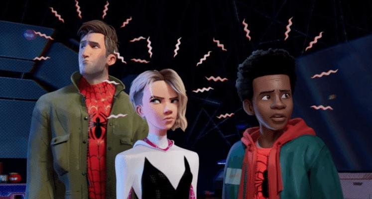 Poznajcie pajęczą rodzinkę - nowy fragment filmu animowanego Spider-Man: Uniwersum
