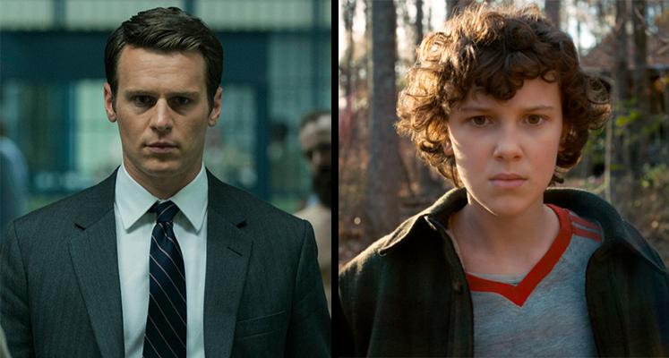 Netflix oficjalnie potwierdził produkcję nowych sezonów Mindhunter i Stranger Things