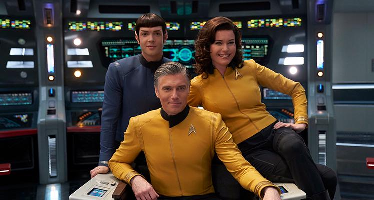 """Będzie kolejny serial w uniwersum """"Star Treka"""". Znamy szczegóły"""