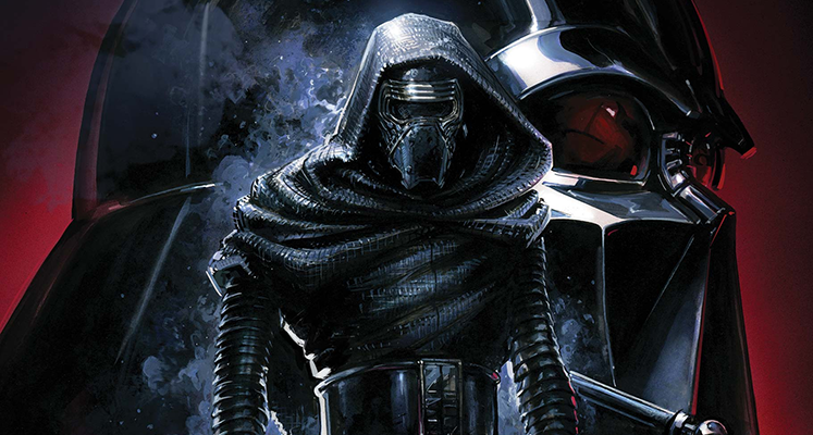 """Star Wars: The Rise of Kylo Ren"" #1 – recenzja komiksu"