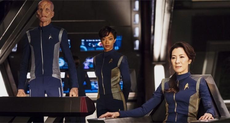 Star Trek: Discovery odc. 1 i 2 - recenzja serialu