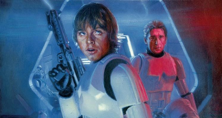 Star Wars Legendy: Z ruin Alderaana - recenzja komiksu