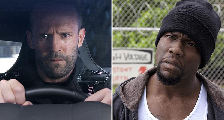 Jason Statham i Kevin Hart stworzą filmowy duet w nowej komedii Sony