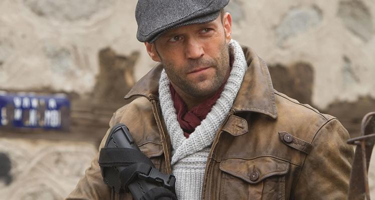 """Jason Statham gwiazdą spin-offu """"Niezniszczalnych"""""""