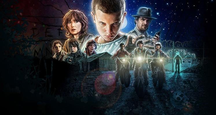 Stranger Things - streszczenie pierwszego sezonu w formie gry wideo