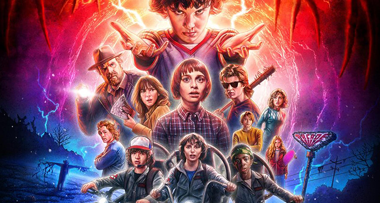 Stranger Things: Music from the Netflix Original Series (2017) - recenzja soundtracku