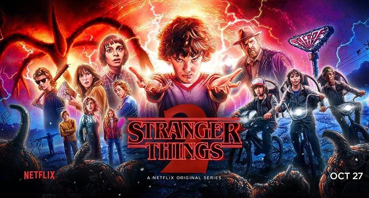 Stranger Things 2 - mamy pierwsze wyniki oglądalności