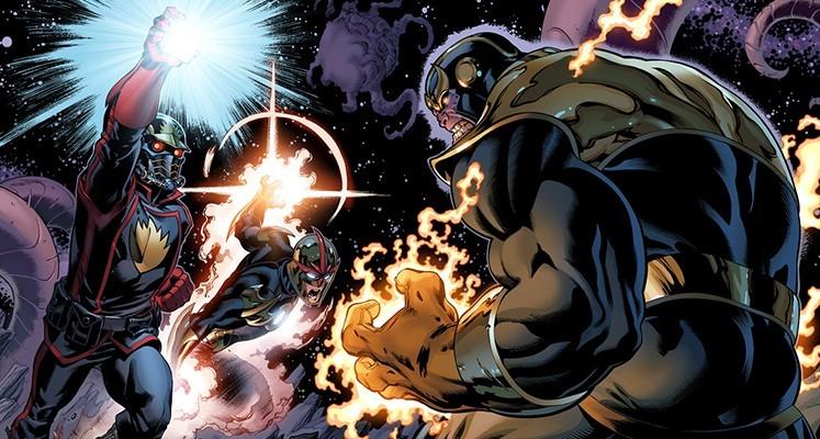 Guardians of the Galaxy tom 5: Grzech pierworodny - prezentacja komiksu