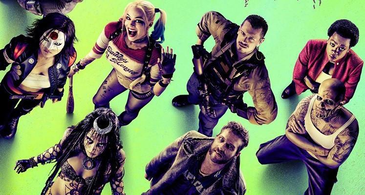 """James Gunn przedstawia kompletną obsadę filmu """"Legion samobójców""""!"""
