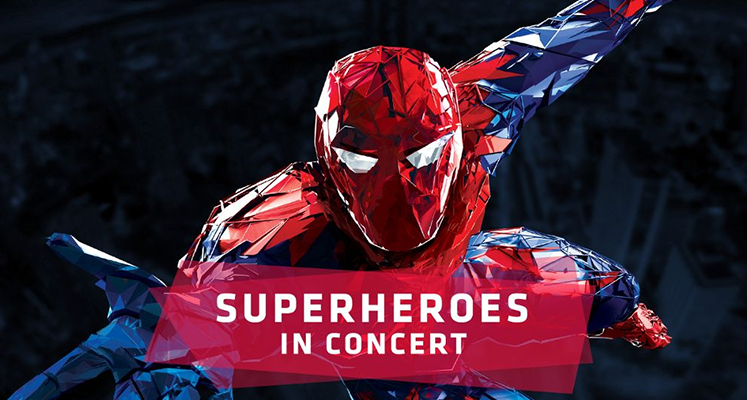 Superheroes in concert - relacja z koncertu