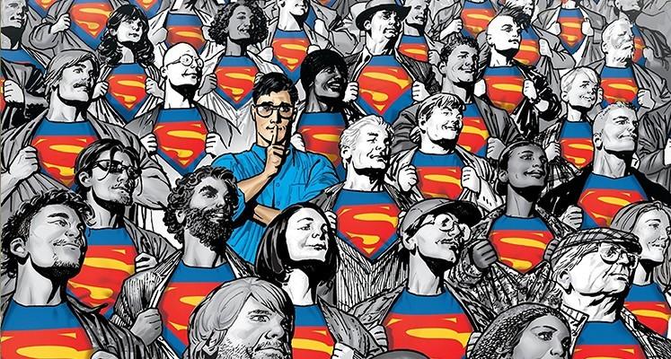 """""""Superman. Amerykański obcy"""" –recenzja komiksu"""