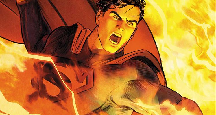 Superman: Ostatnie dni Supermana - prezentacja komiksu