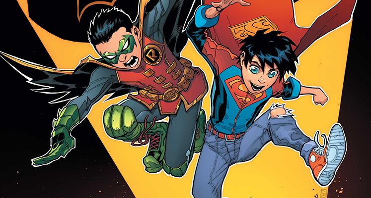 Superman tom 2: Pierwsze próby Superboya - recenzja komiksu