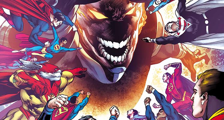 Superman tom 3: Wielokrotność - prezentacja komiksu