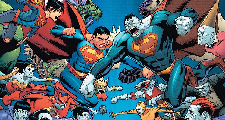 """""""Superman"""" tom 7: """"Bizarrowersum"""" – recenzja komiksu"""