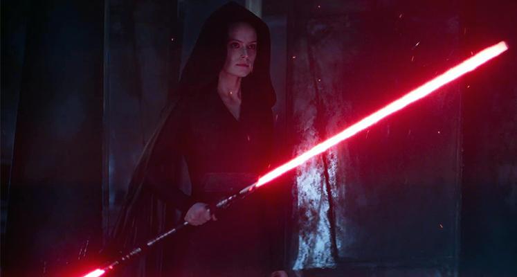 """Mroczna Rey i tajemniczy artefakt w nowym spocie """"Skywalker. Odrodzenie"""""""