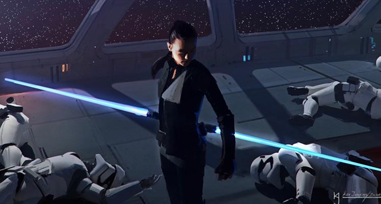 """Scenariusz do pierwszej wersji IX epizodu """"Gwiezdnych wojen"""" wyciekł do sieci"""
