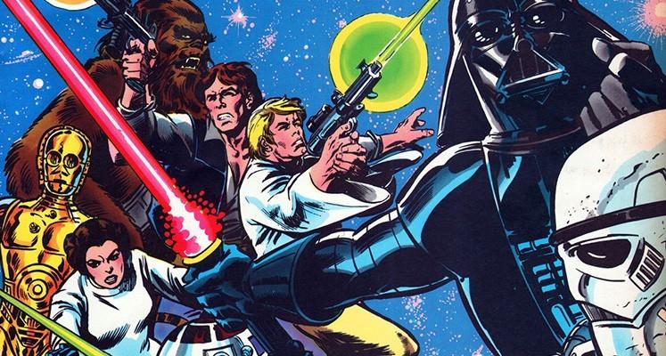 Kolekcja Komiksy Star Wars#4: Klasyczne Opowieści tom 4 - prezentacja komiksu