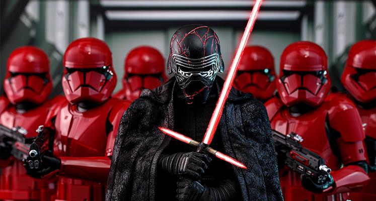 """""""Skywalker. Odrodzenie"""" – Kylo prowadzi Szturmowców do walki"""