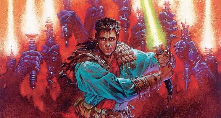 Star Wars Legendy: Opowieści Jedi - Dawni rycerze - prezentacja komiksu