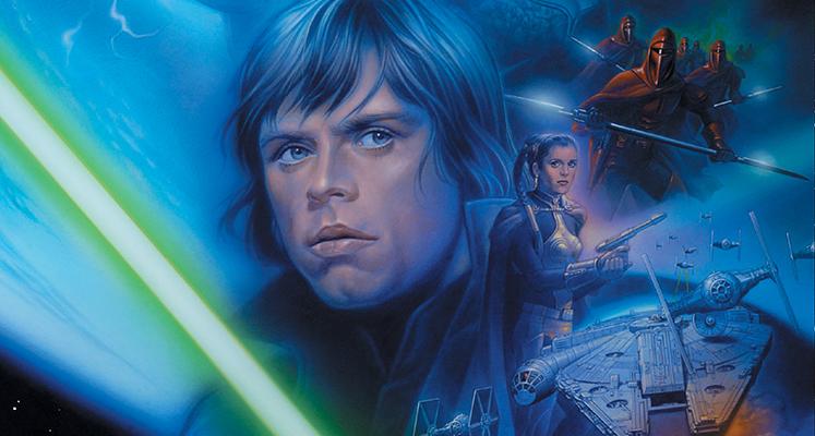 Star Wars: Mroczne Imperium II. Kres Imperium - recenzja komiksu