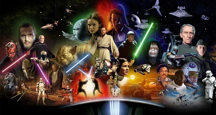 Będą nowe  filmy i aktorskie seriale w świecie Gwiezdnych Wojen!