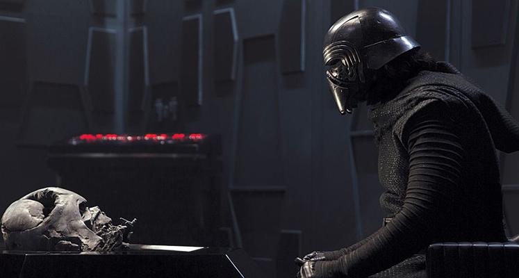 """Kylo Ren i Darth Vader na nowej grafice promującej """"IX Epizod"""""""